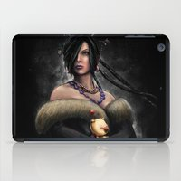 Final Fantasy X Lulu Pai… iPad Case