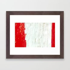 Proud Rock Framed Art Print