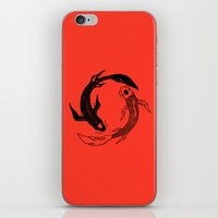 Balance Is Key iPhone & iPod Skin