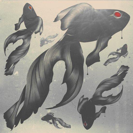 Devilfish Art Print