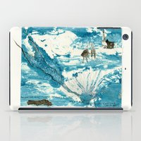 Mermaid Of Zennor Collag… iPad Case