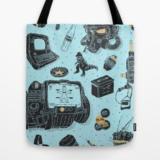 Artifacts: Fallout Tote Bag
