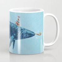 Party Whale  Mug