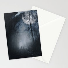 moon walkers Stationery Cards