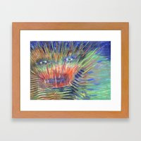 Outer Limits Framed Art Print