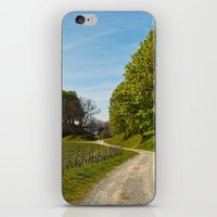 To Direct The Spell Over… iPhone & iPod Skin