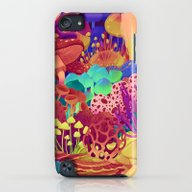 Shrooms iPod touch Slim Case