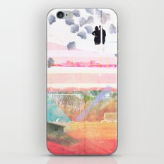 Only Foundations Remain iPhone & iPod Skin