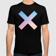 The Xx Mens Fitted Tee Black SMALL