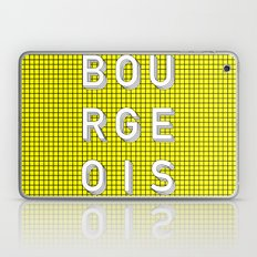 Bourgeois Laptop & iPad Skin