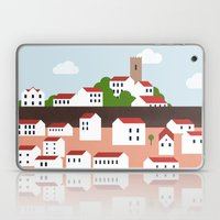 Green Istria Laptop & iPad Skin