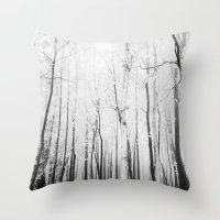 Wynn Hill Throw Pillow