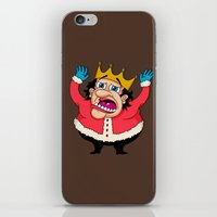 Weird Guy Wednesday iPhone & iPod Skin