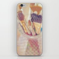 If I Could Say It In Wor… iPhone & iPod Skin