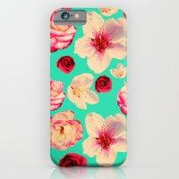 Sweet flower Blast! iPhone 6 Slim Case