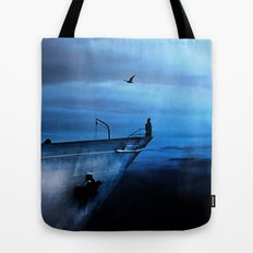 icecold longing Tote Bag