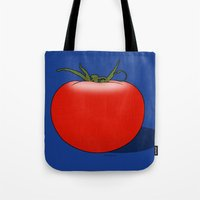 The Big Tomato Tote Bag