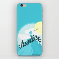 Justice !.. iPhone & iPod Skin