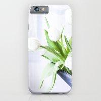 In The Window - Tulip Still Life iPhone 6 Slim Case