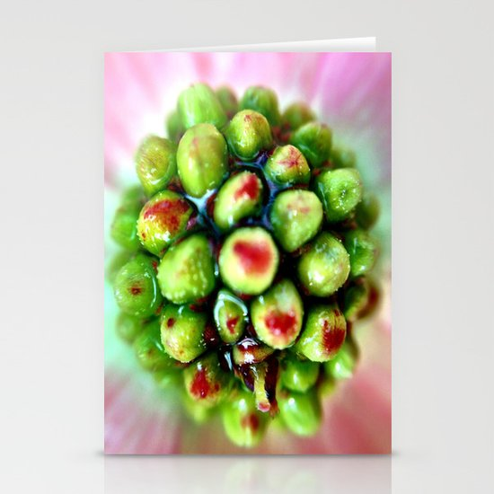 Blooming Stationery Card