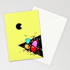 GREEDY  Stationery Cards