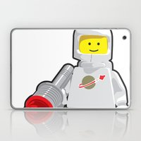 Vintage Lego White Space… Laptop & iPad Skin