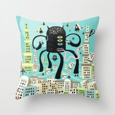 Gobeleur Throw Pillow
