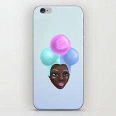 Miss IceCream iPhone & iPod Skin