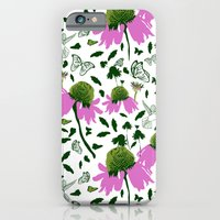 iPhone & iPod Case featuring Butterfly Garden by Marlene Pixley