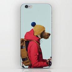 Polaroid N°8 iPhone & iPod Skin