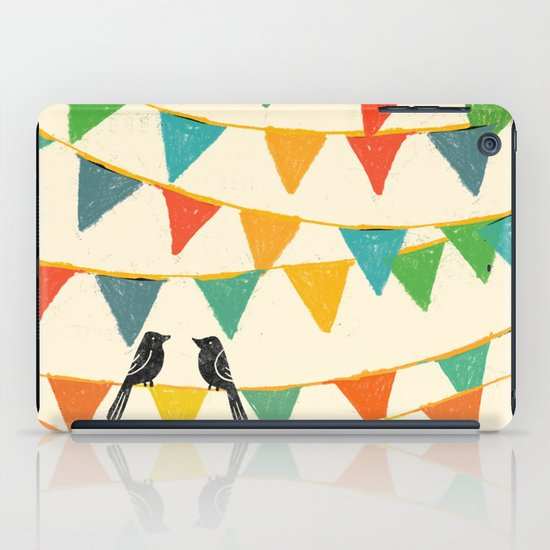 Carnival is coming to town iPad Case