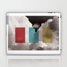 simplicity is freedom Laptop & iPad Skin
