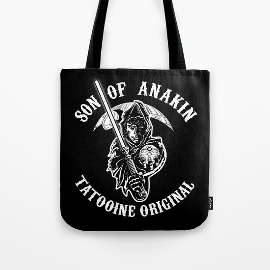Son of Anakin Tote Bag
