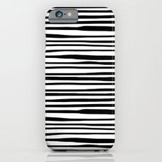 Zebra stripes iPhone 6s Slim Case