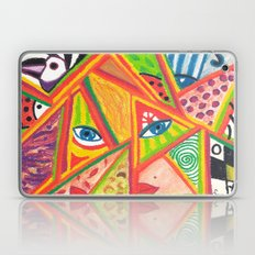 Woman in love Laptop & iPad Skin