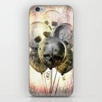 Skulloons B10 iPhone & iPod Skin