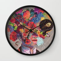The Deterioration of the Mind And the Disappearance of Car Keys Wall Clock