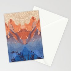 Metaphor  Stationery Cards