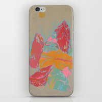 Rocks 1 iPhone & iPod Skin