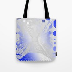 Digitize (White Background) Tote Bag