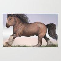 Gypsy Vanner Horse Rug