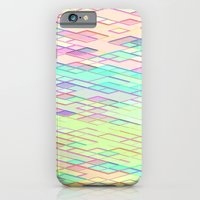 Re-Created Vertices No. 0 by Robert S. Lee iPhone 6 Slim Case