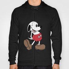 Mickey x Snoopy Hoody