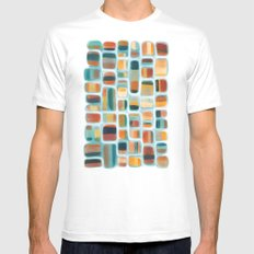 Color apothecary SMALL Mens Fitted Tee White