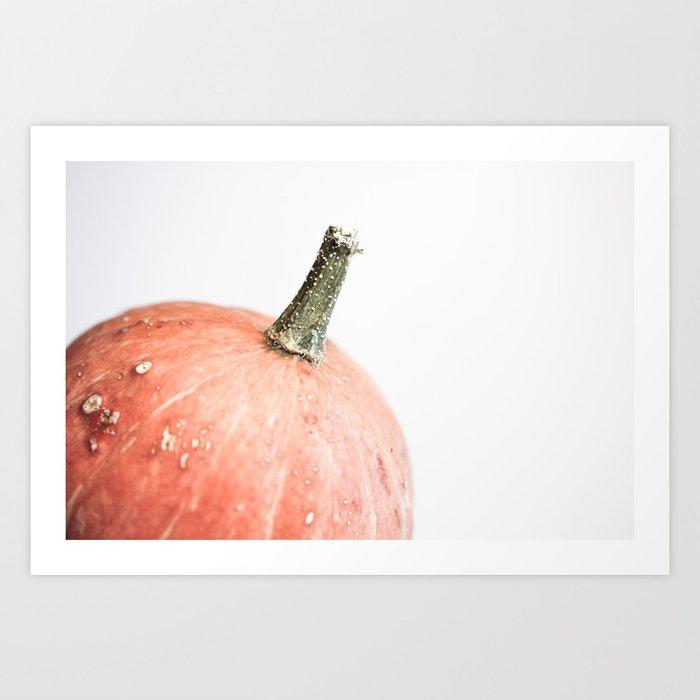 Sunday's Society6 | Photography orange pumpkin art print