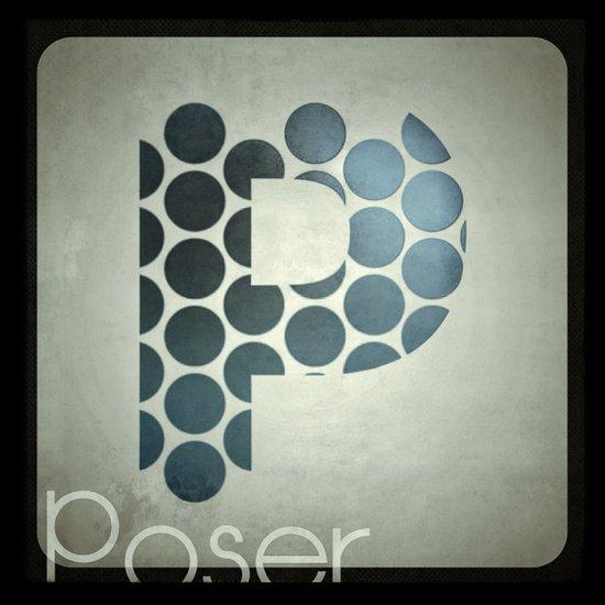 Poser Dos Art Print