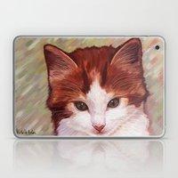 Copper kitten Laptop & iPad Skin