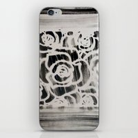 Lace 1 iPhone & iPod Skin