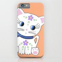Bella The Cat iPhone 6 Slim Case