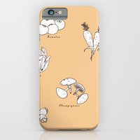 iPhone & iPod Case featuring Fruit And Vegetables by Les Gordon